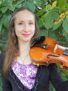 Suzuki Violin Teacher Meagan Ruvolo