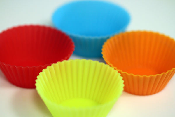 Silicon cups