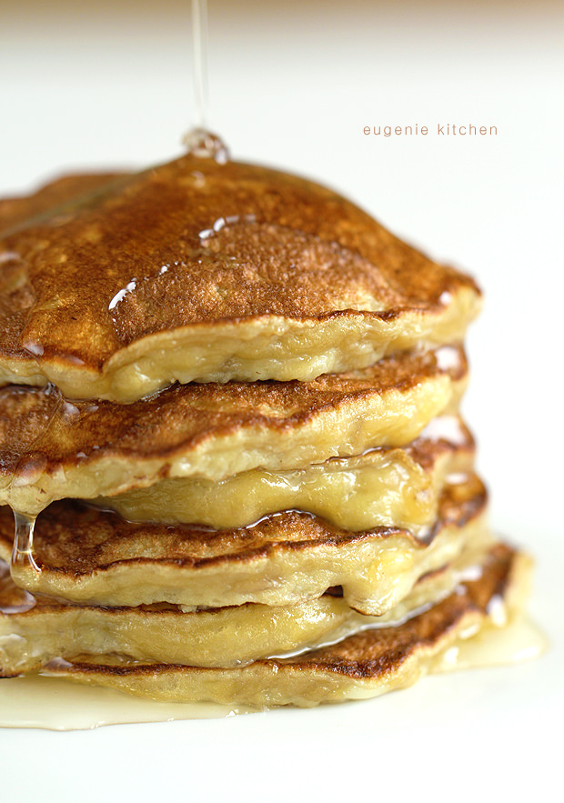 3 Ingredient Banana Pancakes Glueten Free Flourless Low Calorie