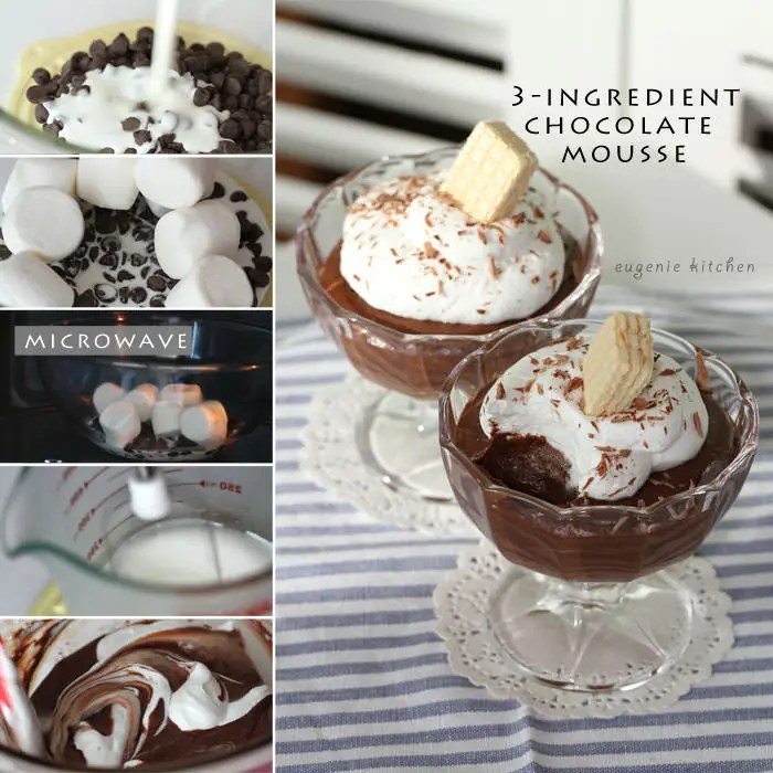 3-ingredient-chocolate-mousse-recipe