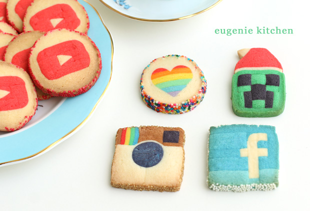 YouTube Cookies - Eugenie Kitchen