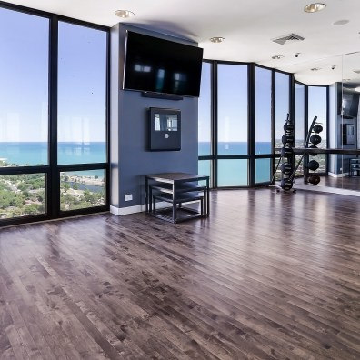 Fitness Center | Eugenie Terraces