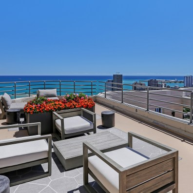 Amenities | Sky Deck