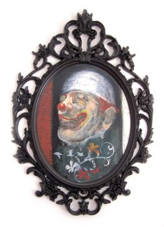 Mirco, 70x50 cm, acrylic on wood, 2009.