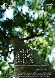 ever slow green-poster