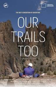 our trails too-poster