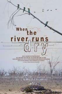 when the river runs dry-poster
