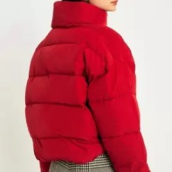 French Style Kitchen Furniture White Carts Light Before Dark Red Pillow Puffer Jacket | Urban Outfitters