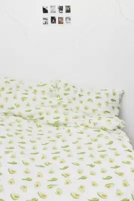 Avocado Print Duvet Set | Urban Outfitters