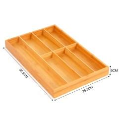 Kitchen Organizer Ideas On A Budget 餐具器皿餐具厨房抽屉组织者托盘餐具架存储盘 厨房组织者