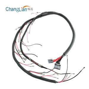 Standard Molex Connector AVSS Wire Harness ISO