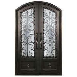 wrought iron sliding door design steel iron security door iron safety door design