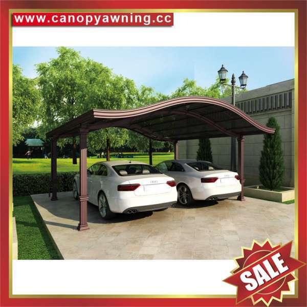 China Alu Outdoor Aluminium Aluminum Metal Pc Polycarbonate