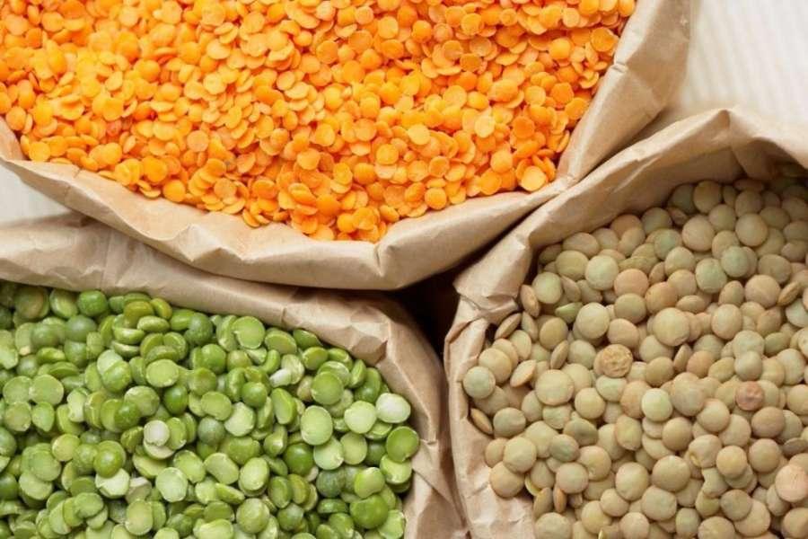 Lentils All Colors