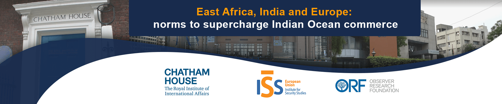East Africa, India and Europe – norms to supercharge Indian Ocean commerce