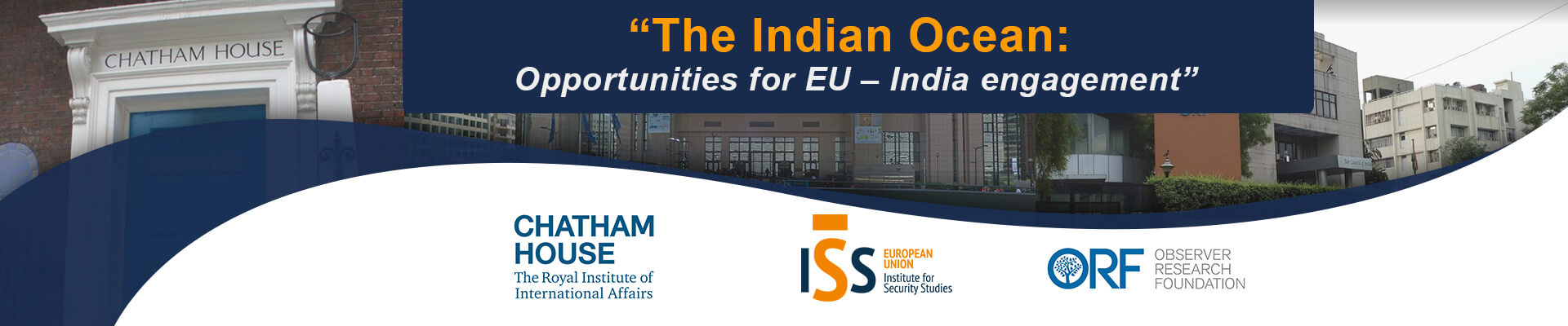 The Indian Ocean – Opportunities for EU India engagement
