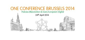 One Conference Brussels 2014