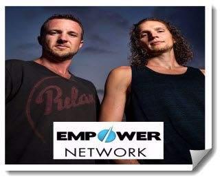 David Wood y David Sharpe empower network Empower Network en Español Empower Network en Español el Lider de los Negocios por internet David Wood y David Sharpe empower network