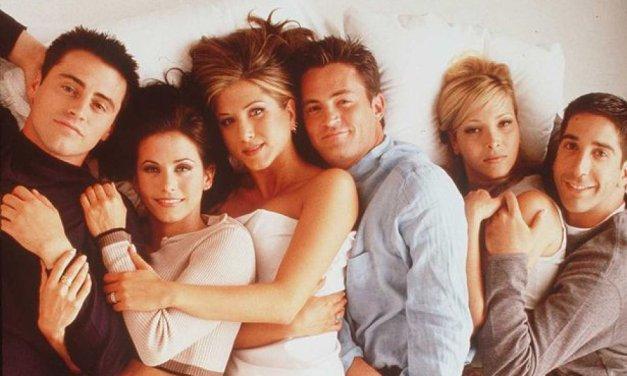24 años con Friends, su intro ha dado mucho de sí