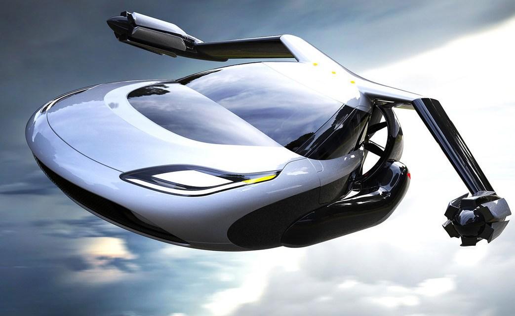 Se acercan los coches voladores