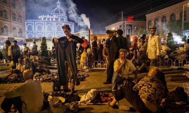 Campo de concentración para diez millones de uigures: China ha construido un estado policial del futuro en la provincia de Xinjiang (parte 3)