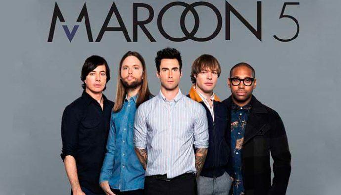 Maroon 5 pondrá la banda sonora a la Super Bowl