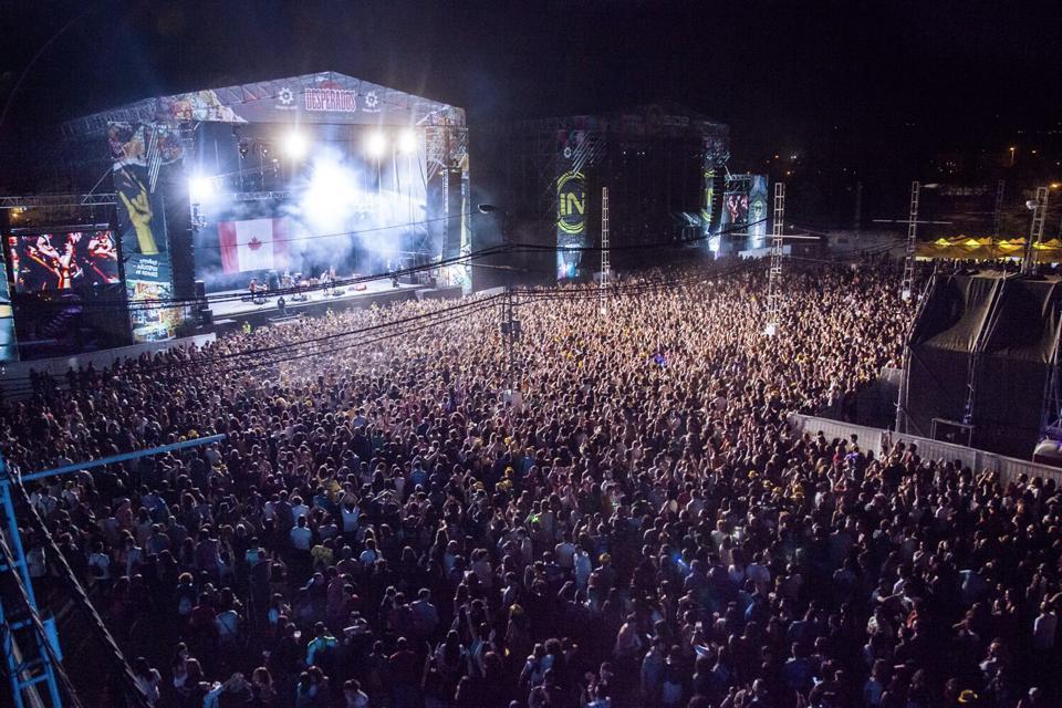 Granada Sound, el último festival del verano