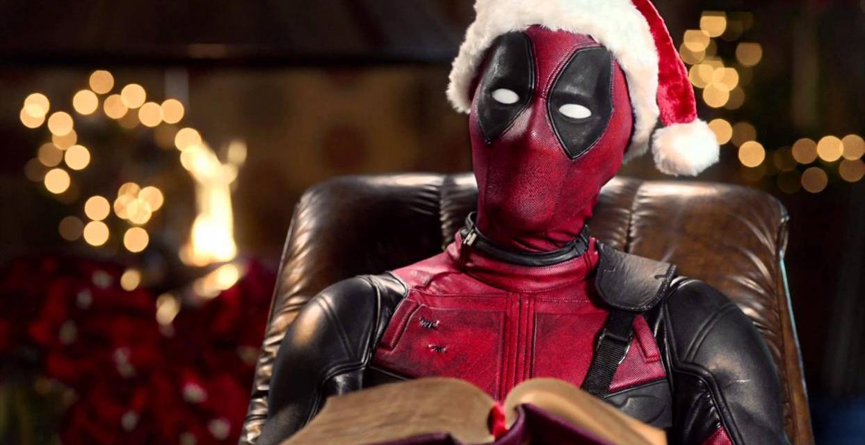 Deadpool vuelve por navidad…y para niños