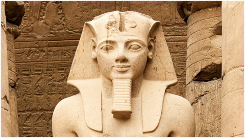 Foto del día: pasaporte para una momia