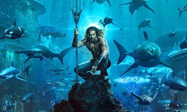 Aquaman, o reconciliarse con el cine de superhéroes