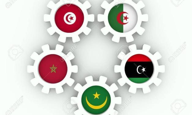 Foto del día: 30 aniversario de la Unión del Magreb Árabe
