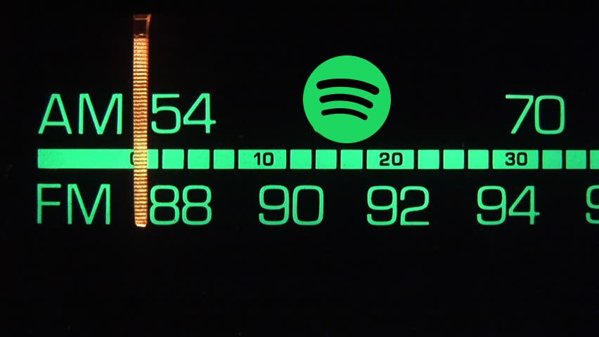 El futuro de la radio…¿En Spotify?