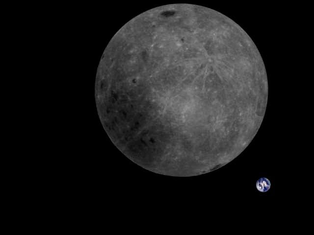 Foto del día: la mejor imagen de la cara oculta de la Luna en la historia