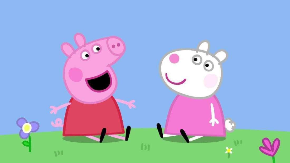 Peppa Pig les da acento británico a los niños estadounidenses