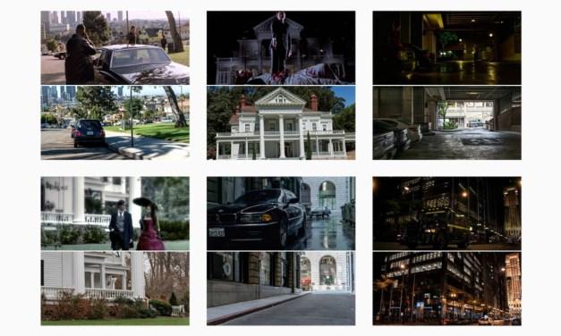 El instagram que pasea por localizaciones de películas