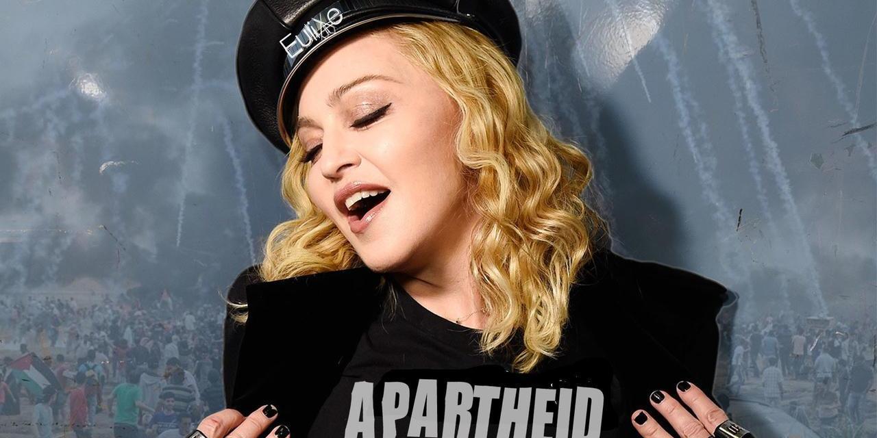 Madonna vende su alma al diablo por 1 millón
