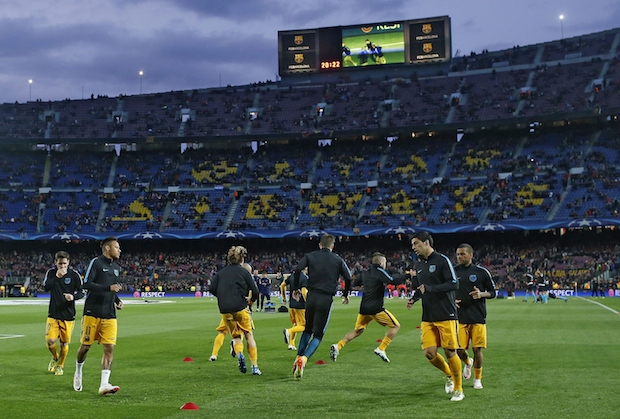 Foto: Pau Barrena/AFP/Getty Images