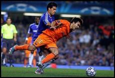 Barça vs. Chelsea: Deco