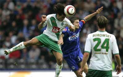 Barça vs Werder Bremen