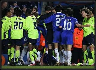 Barça vs. Chelsea