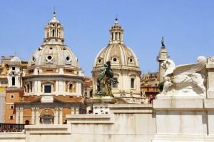 italy, rome, churches