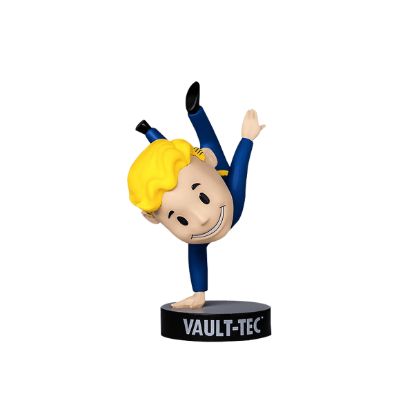 fallout 4 bobblehead series