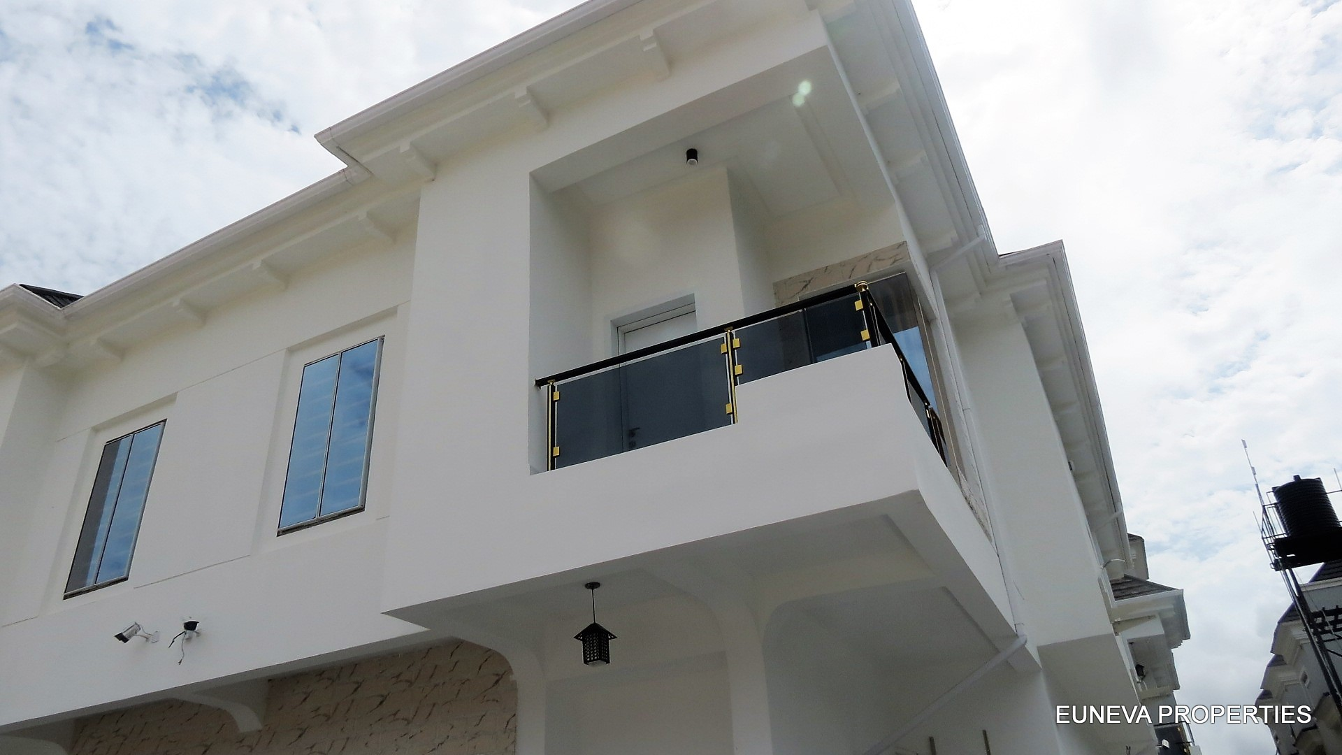 Sweet 4 Bedroom Semi Detached Duplex in Lekki with Solar Panel