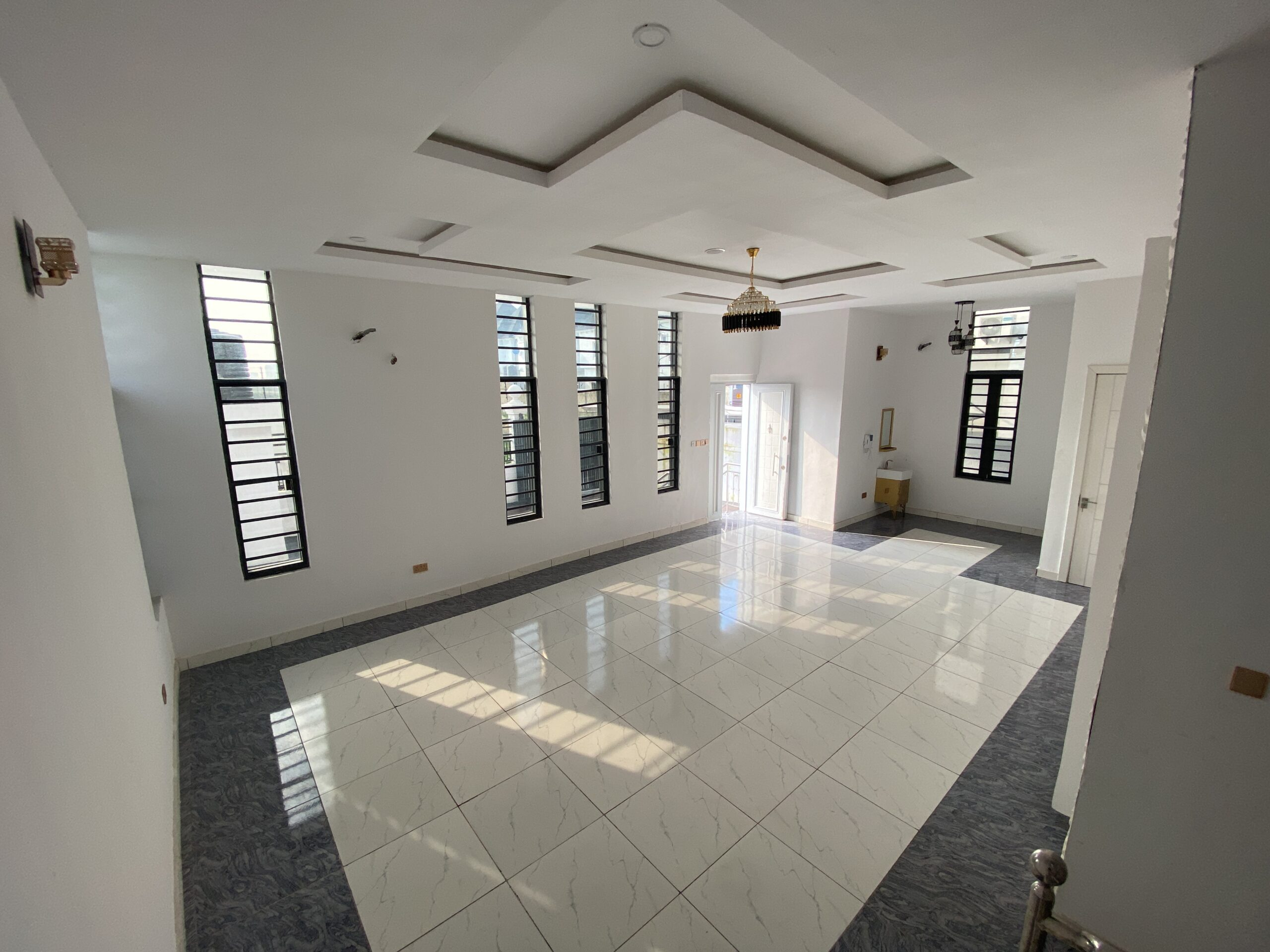 NEWLY BUILT 5 BEDROOM DETACHED DUPLEX WITH BQ FOR SALE!!!