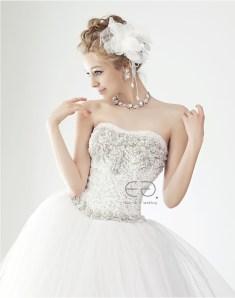 Korean Wedding Gown No.3