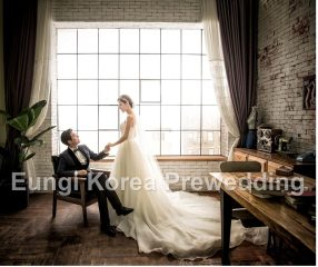 Eungi Korean Wedding Studio No.111