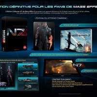 Mass Effect 3, l'édition Collector N7