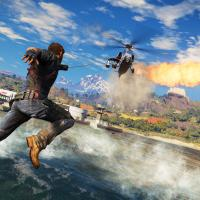 Square Enix adapte Just Cause avec l'acteur de GOT Jason Momoa