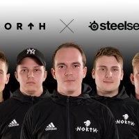 SteelSeries s'associe à l'équipe danoise CS:GO, North