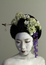 period hairstyles and makeup